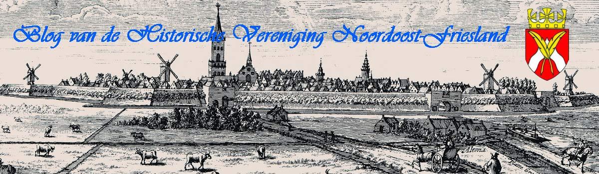 Sneuper blog van de Historische Vereniging Noordoost-Friesland te Dokkum