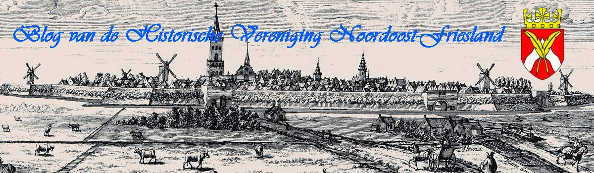 Sneuper blog van de Historische Vereniging Noordoost-Friesland te Dokkum