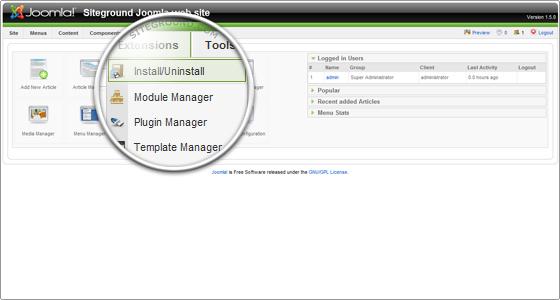 Belajar Membuat Website Online Dengan CMS: Install dan
