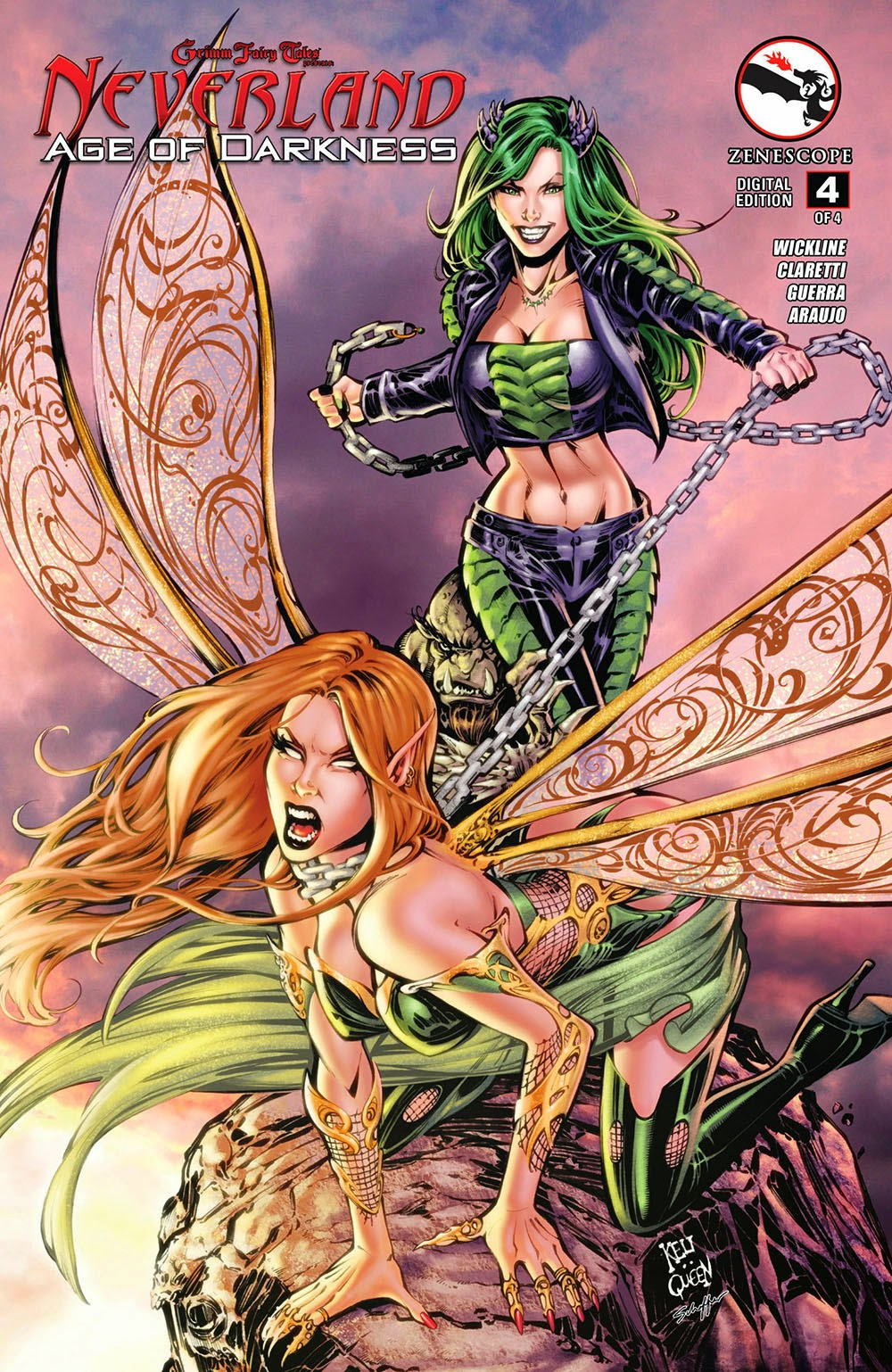 Uncategorized Online Fairy Tales grimm fairy tales presents neverland age of darkness viewcomic 004 2014
