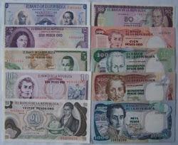 La historia en los billetes
