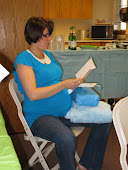 Benton's Baby Shower