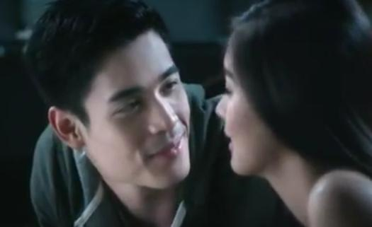 Xian Lim and Kim Chiu Rejoice 'Ligaw' TV Commercial