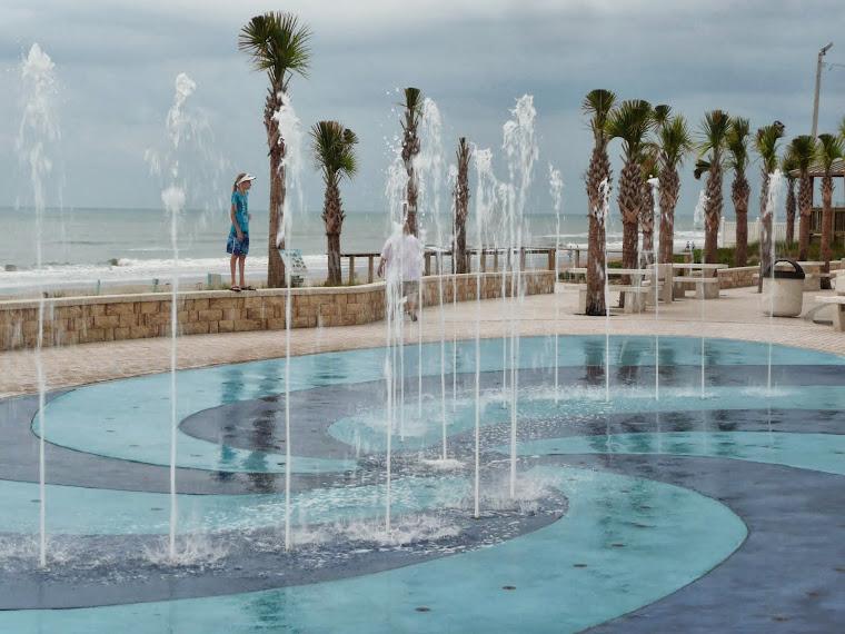 ORMOND BEACH, LA NOUVEL ENTRÉE DE LA PLAGE_______________