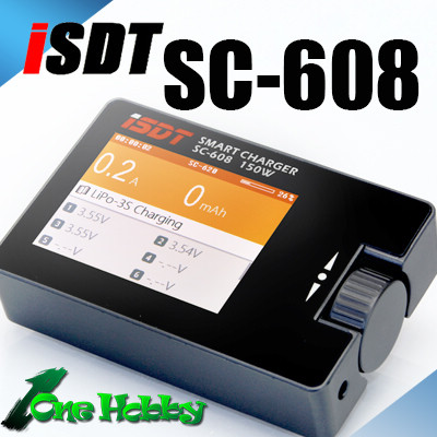 iSDT SC-608多功能充電器