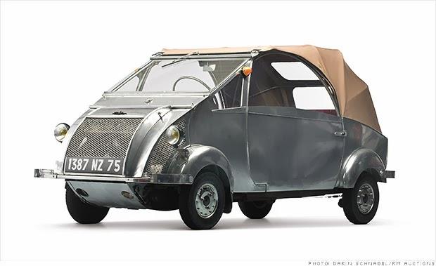 1957 Voisin Biscooter C31
