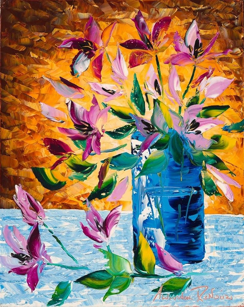 Alexandre Renoir Magenta