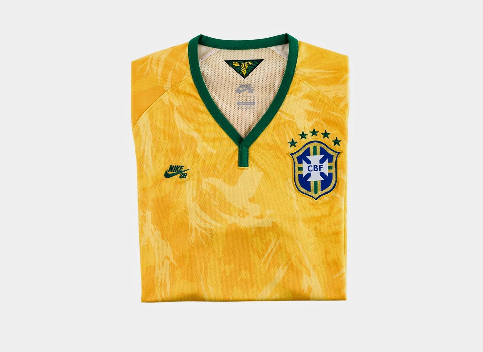 878a78580 Nike SB lança Coleção Brasil Camo Pack