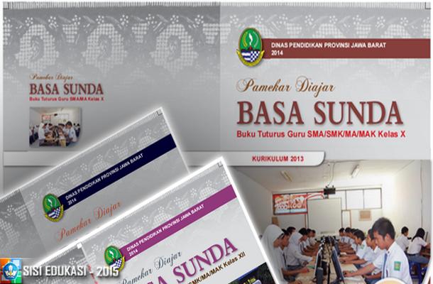 Buku Guru Bahasa Sunda Kelas 10 11 12 SMA/SMK/MA/MAK Download PDF