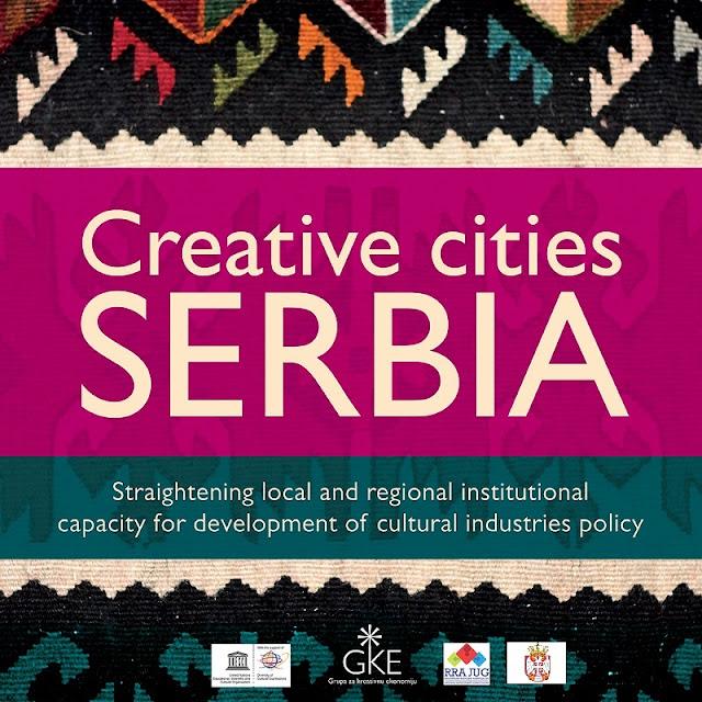 Kreativni gradovi Srbije