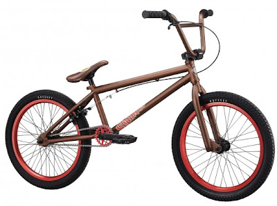 Mongoose Bikes Sale on Mongoose Chamber Bmx 20 Inch Features
