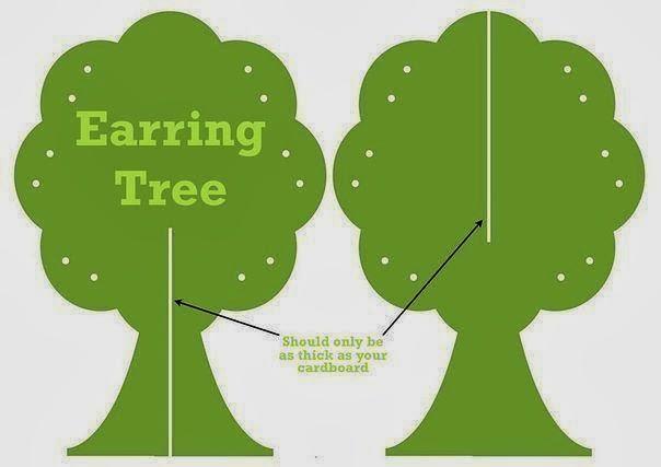 Объемное дерево из картона своими руками