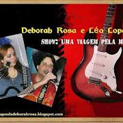 Sábado 08.09 a partir das 21:30 hs Deborah Rosa e Léo Lopes no Taquaras Jardins