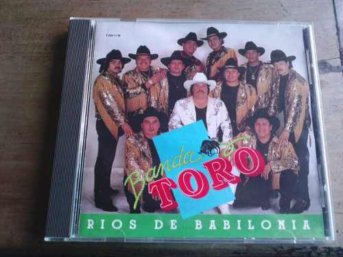 Banda Toro - Rios De Babilonia Cd Album