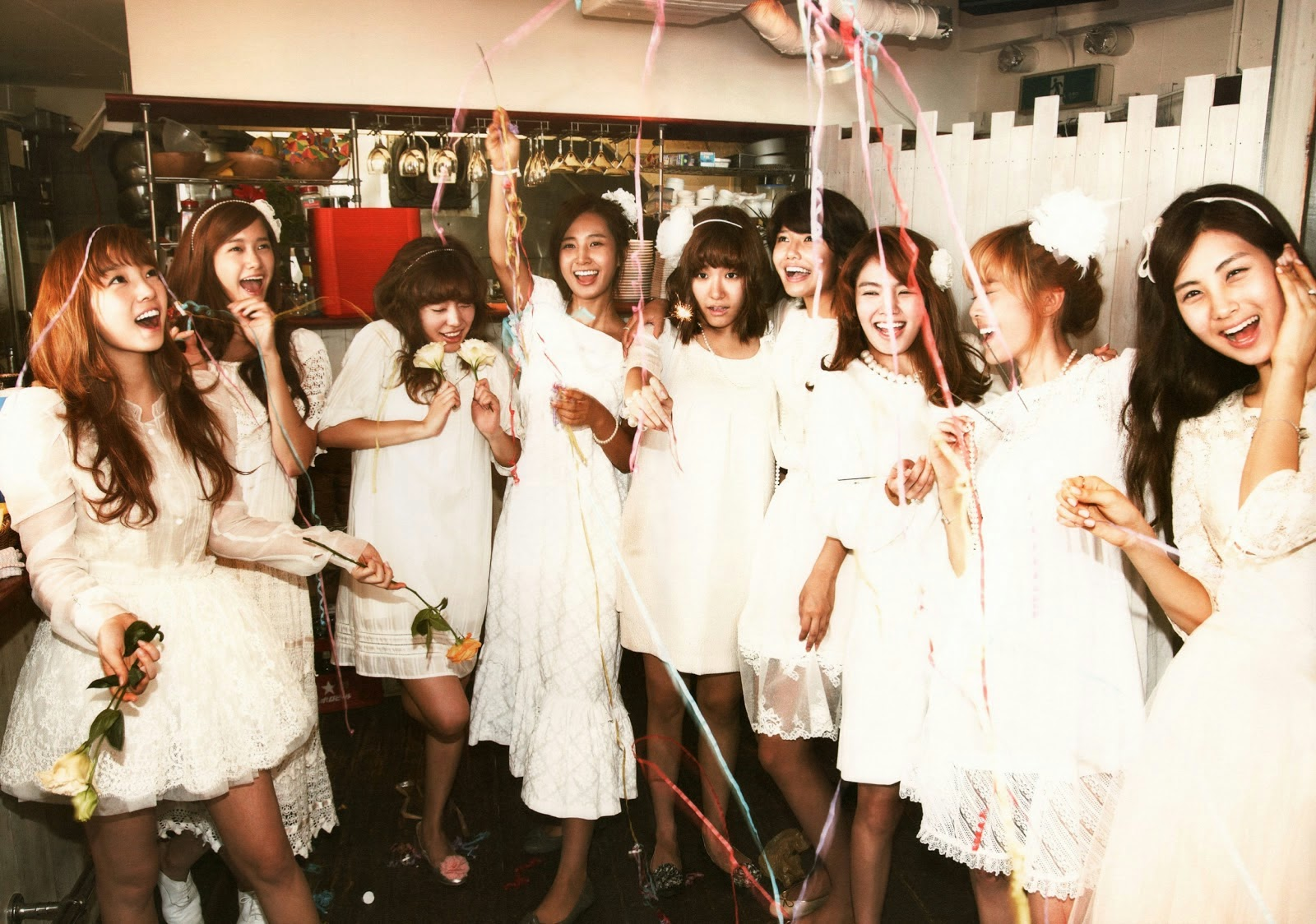 Sone snsd quotes o - Just Happy Ending Stick Wit U Song