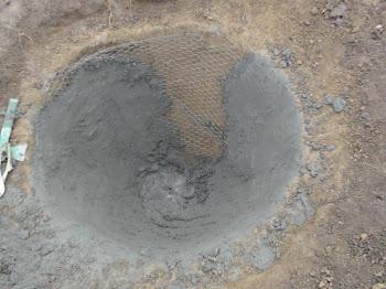 o poço no meio da horta mandala