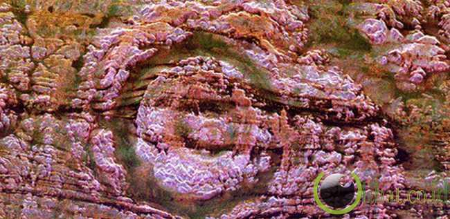 Aorounga impact crater, Chad