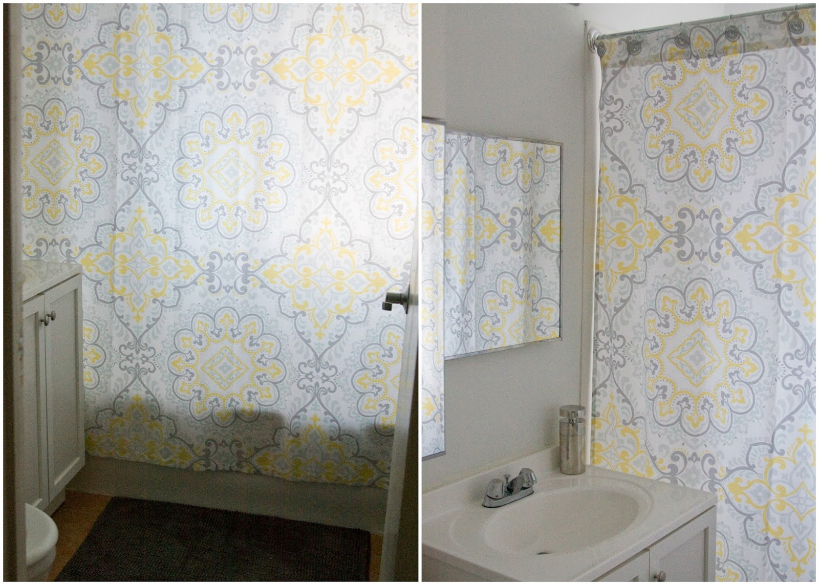 The Word Of A Nerd: A Bathroom Makeover Story