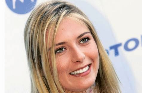 Maria Sharapova's 5 Best Tips for Glowing Skin and Killer Confidence