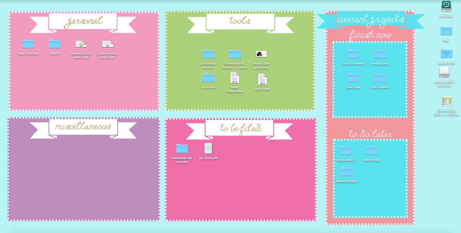 mswenduhh planning amp printing organized desktop wallpaper
