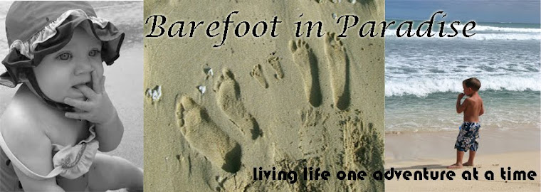 Barefoot in Paradise