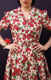 Gertie's Shirtwaist Dress