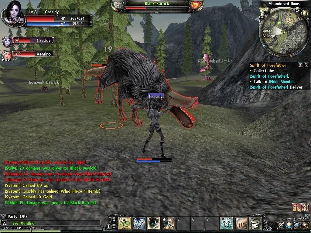 MMORPG Grinding