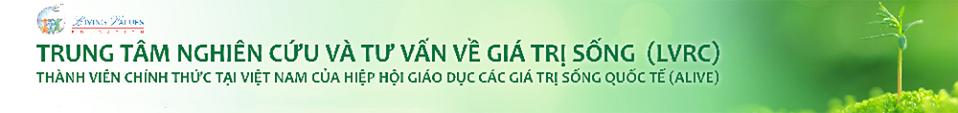 Trung tâm Nghiên Cứu và Tư Vấn về Giá Trị Sống (LVRC)