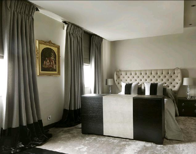 Kelly Hoppen Interior Design Bedroom