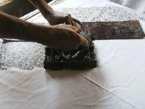 Contoh Batik Skrin