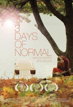 3 DAYS OF NORMAL (2012) Ver Online - Español latino