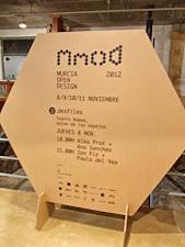 SPECIALE MURCIA OPEN DESIGN 2012