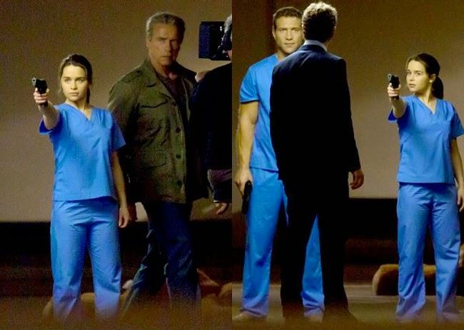 Fotos del rodaje de Terminator Genisys