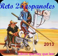 RETO 25 ESPAÑOLES EN 2013
