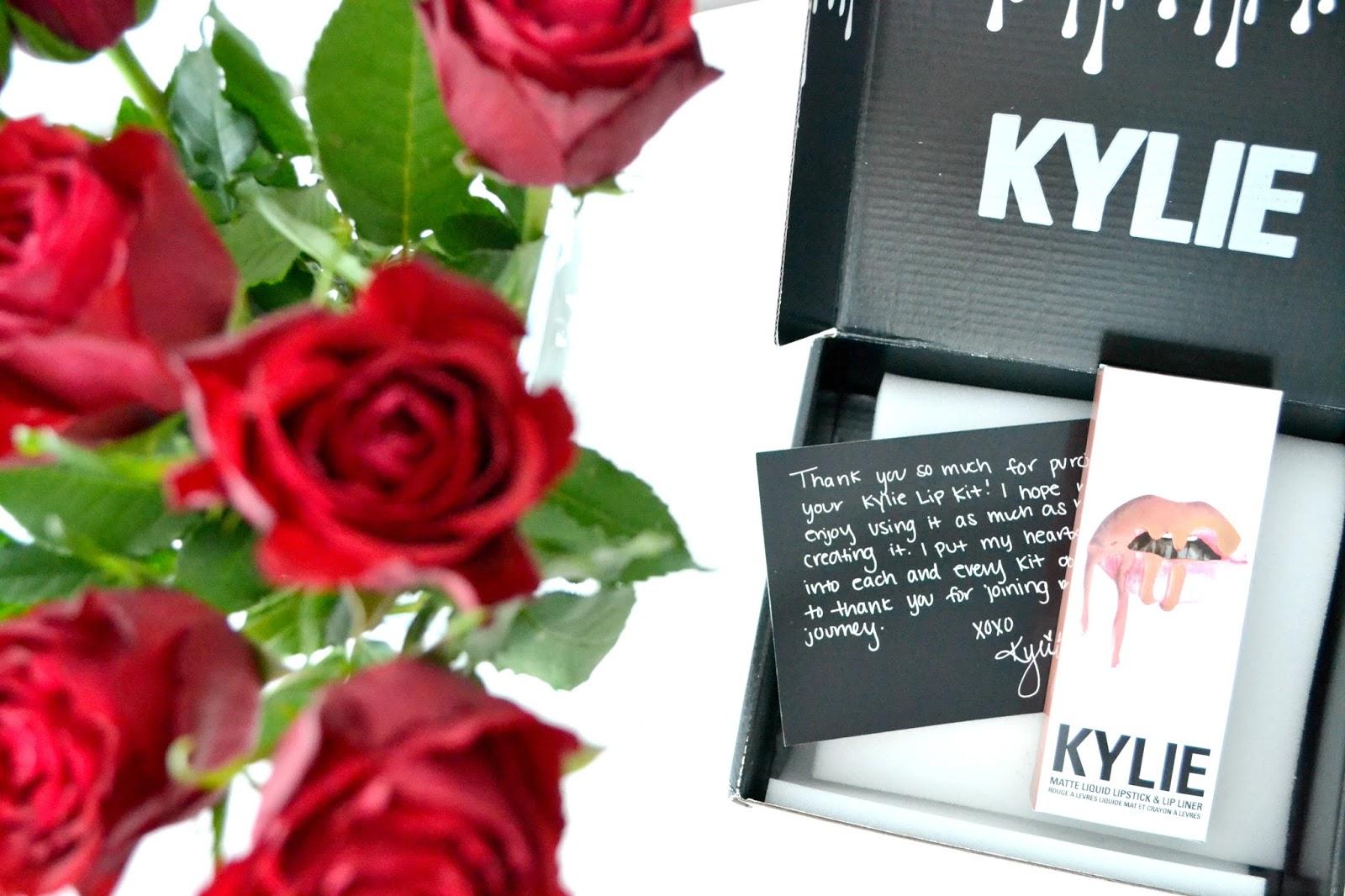 Gewinne ein Kylie Jenner Lip Kit!