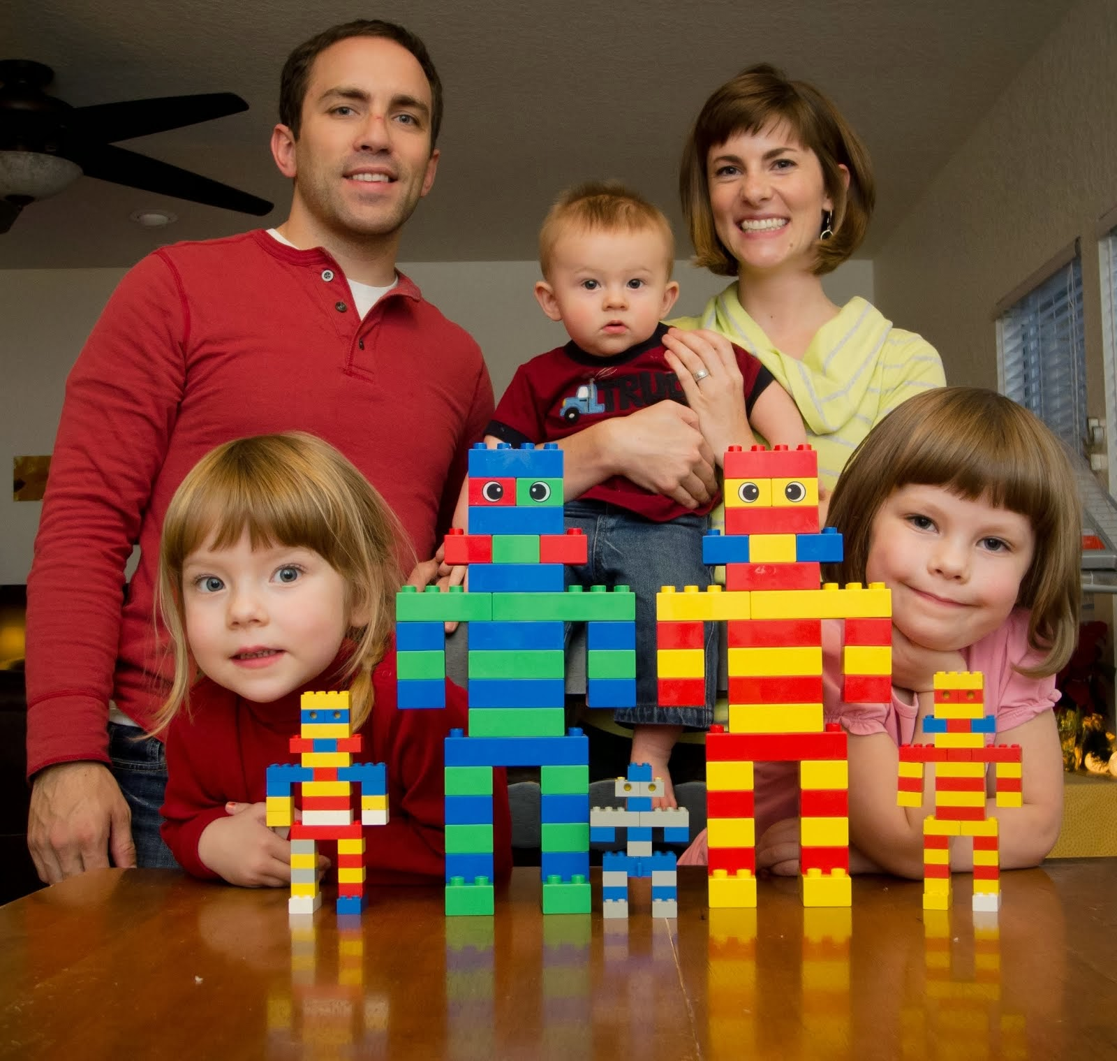 Lego Family, What?