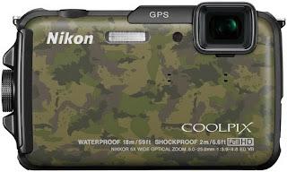 Harga dan Spesifikasi Kamera Digital Nikon Coolpix AW110 Underwater