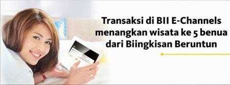 Cara Aktivasi Internet Banking BII