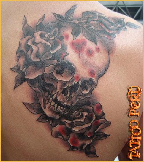 Galería Tatuajes de calaveras y cráneos Eutattoos