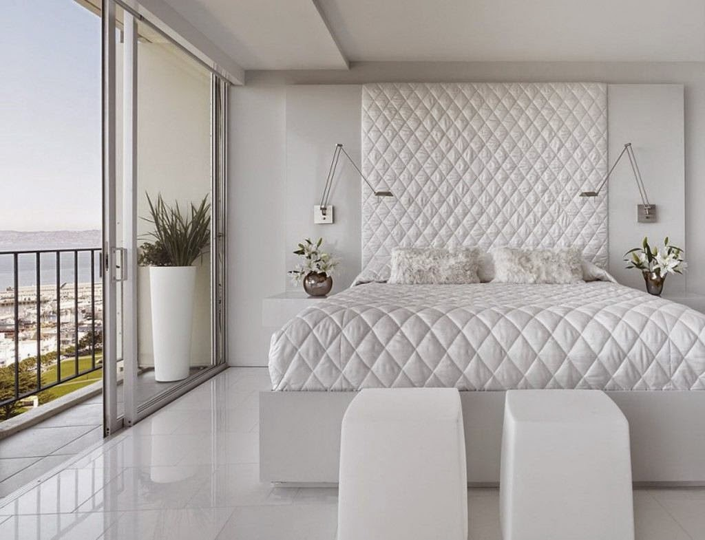 White Bedroom Design New Bridemaid