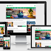 Glorious Blogger Template - Responsive & Fast Loading