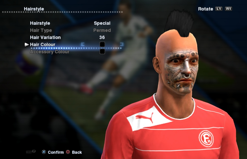 Others Funny And Cool Pes Face Lets Play Your Favorit Games