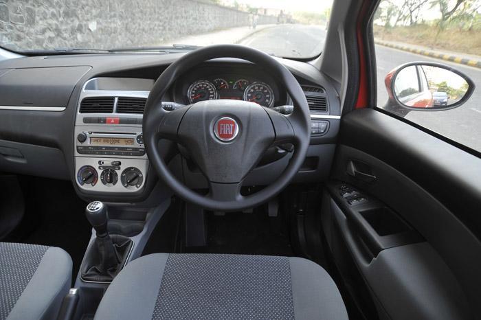 car picker fiat grande punto interior images