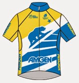 Amgen Race Leader Jersey