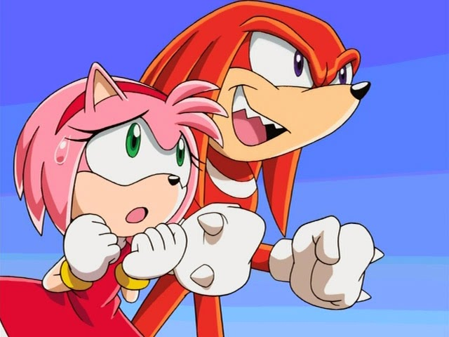 Knuckles & Amy
