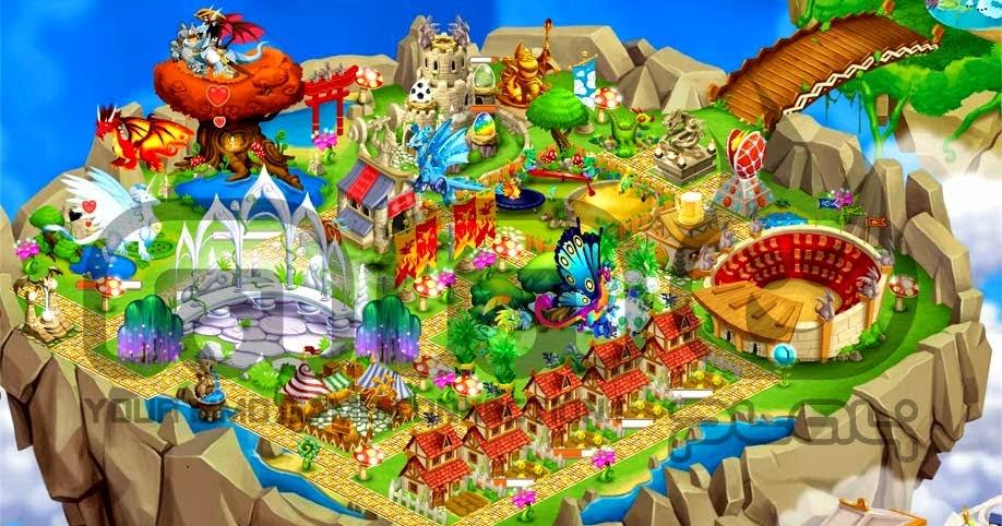 Image Result For Dragon City Mod Apka