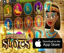 Casino Game of the Week - Slots: Cleopatra 5 Reel Casino