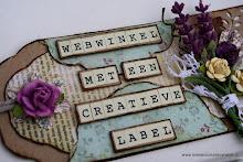 WebWinkel ...met een creatieve label