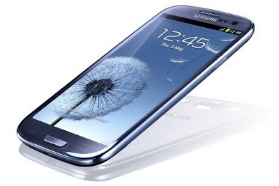 Peluncuran Update resmi Galaxy S III Jelly Bean