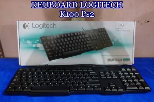 KEYBOARD LOGITECH K100 PS2